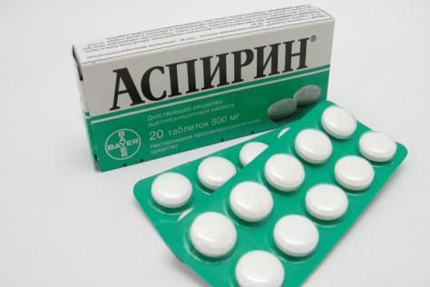 Аспирин поможет справиться с депрессией