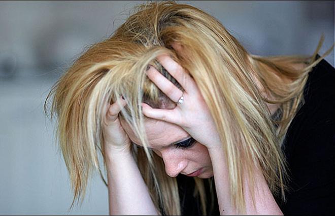 Риск развития депрессии можно увидеть по глазам