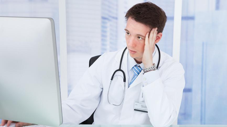 Каждый четвертый молодой врач страдает от депрессии