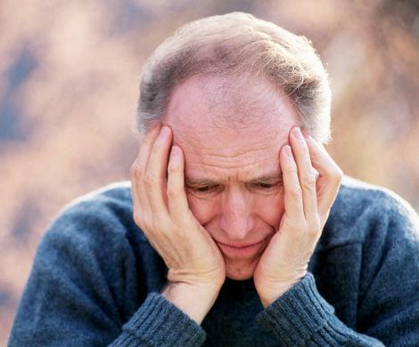 Необъяснимая депрессия может возникнуть из-за опухоли мозга