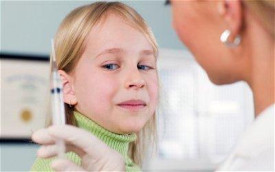 Если юное создание боится врачей