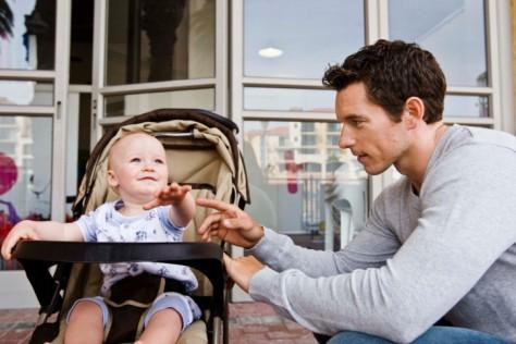 Отцы страдают от послеродовой депрессии