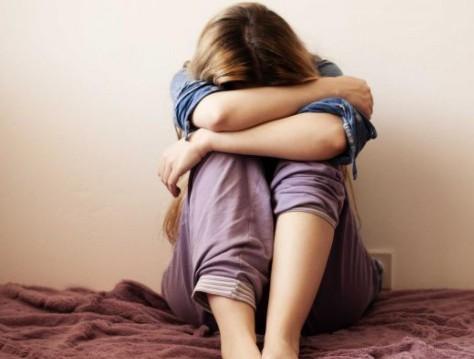Трудно бороться с депрессией в одиночку