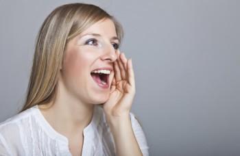 Звук собственного голоса способен избавить от депрессии