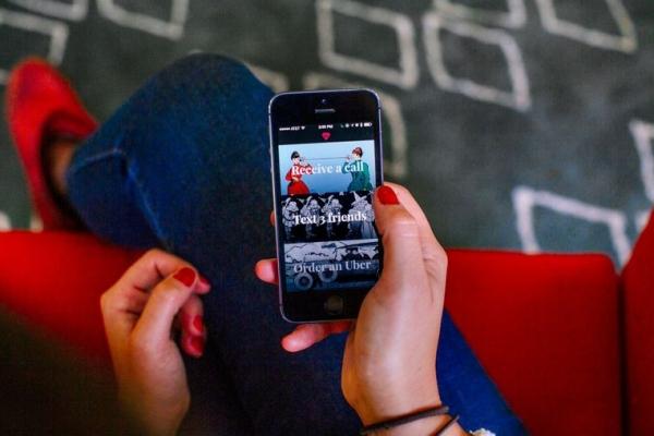 Смартфоны провоцируют депрессию