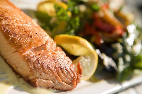 Рыбная диета эффективна в лечении депрессии
