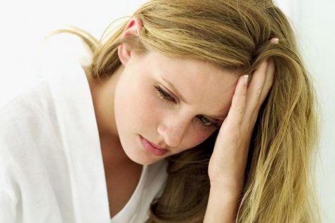 Депрессия вызывает заболевания сердца у женщин