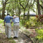 Сократить риск депрессии помогут 30-минутные прогулки на свежем воздухе