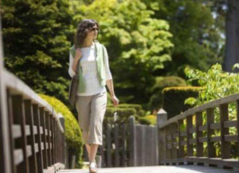 Прогулки могут стать эффективным антидепрессантом