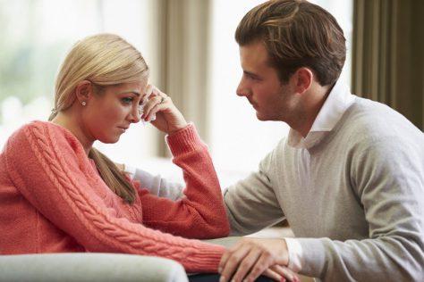 Ученые: Депрессия способствует укреплению отношений в паре