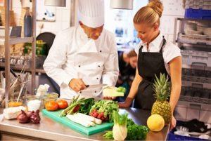 Кулинарные курсы помогут избавиться от тревоги и депрессии