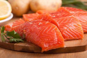 Жирная рыба повышает эффективность лечения депрессии