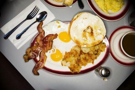 Сладкая и жирная пища провоцируют развитие депрессии