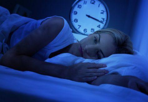 Бессонница вызывает развитие депрессии