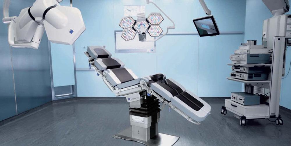 Столы хирургические операционные производства «Медион»