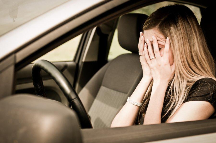 Депрессия делает водителей опасными