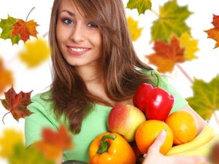 Особенности осенней диеты