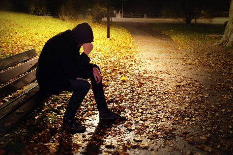 От депрессии полнеют