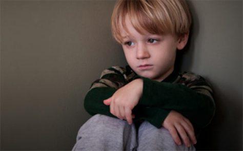 Депрессия и тревожность передаются детям от родителей