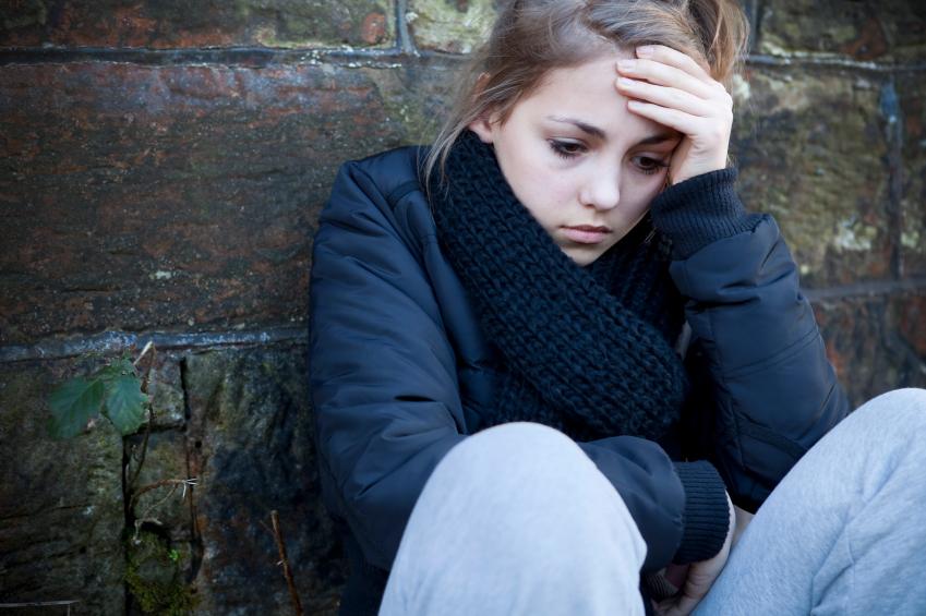 Найден биологический маркер, определяющий наличие депрессии у подростков