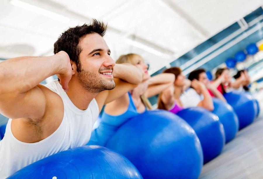 Физическая активность поможет справиться с депрессией