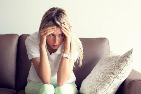 Женщины чаще страдают от депрессии, чем мужчины