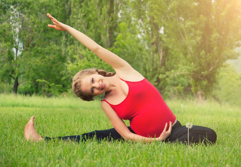 Физическая активность защищает беременных от усталости и депрессии