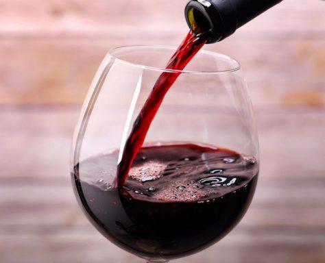 Вино помогает предупредить депрессию