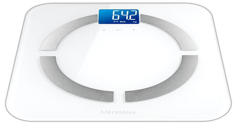 Напольные весы Medisana — контроль собственного веса!