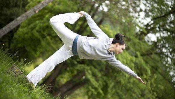 Йога поможет лечить депрессию