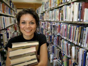Чтение книг помогает справиться с депрессией