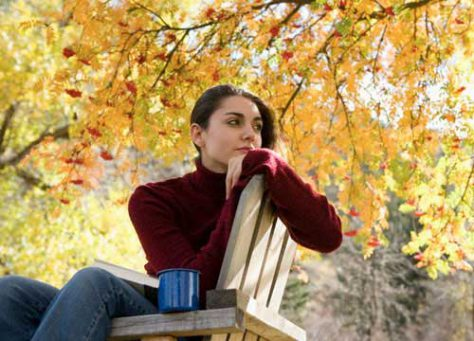 Причина осенней депрессии — сниженный иммунитет
