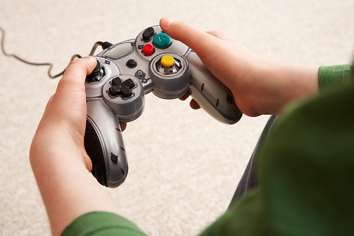 Видеоигры могут не только развлекать, но и лечить депрессию