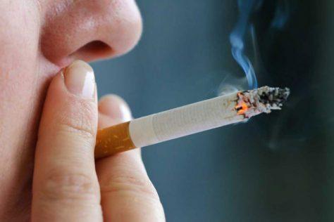 Курение приводит к депрессии