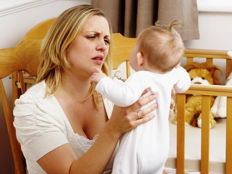 Капсулы с плацентой помогут справиться с послеродовой депрессией
