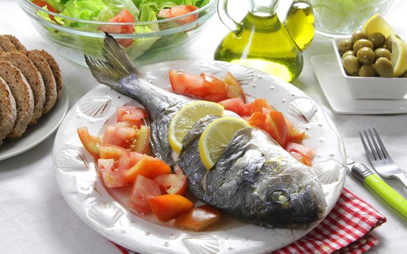 От депрессии спасает рыбка