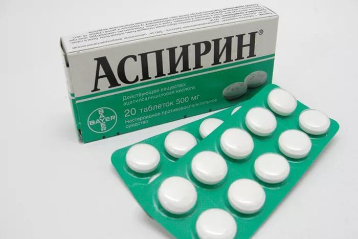 Аспирин снижает эффективность антидепрессантов