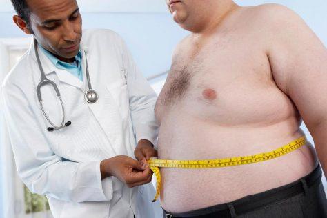 Люди с избыточным весом чаще переживают и впадают в депрессию