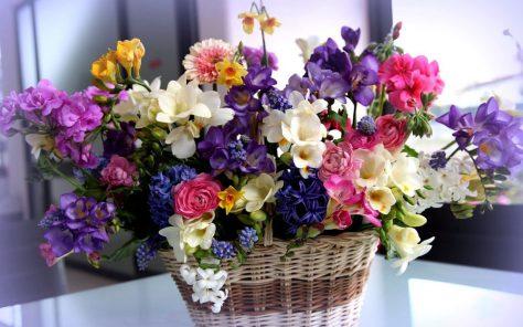 Цветы с доставкой : радость для близких женщин