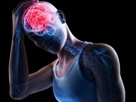У людей с травмой головного мозга в 8 раз чаще возникает депрессия