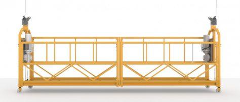 Фасадные люльки для строительства от компании «Высотные лифты»