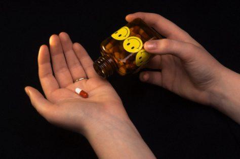 Прием антидепрессантов замедляет процесс лактации