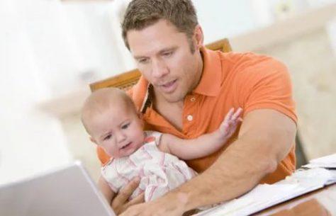 Отцы, страдающие депрессией, виноваты в плохом поведении детей