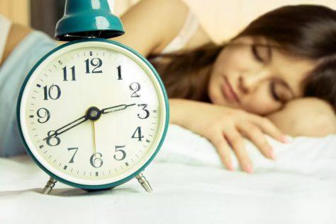 Неправильный режим сна вызывает депрессию