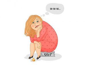 Связь между депрессией и ожирением имеет биологические причины