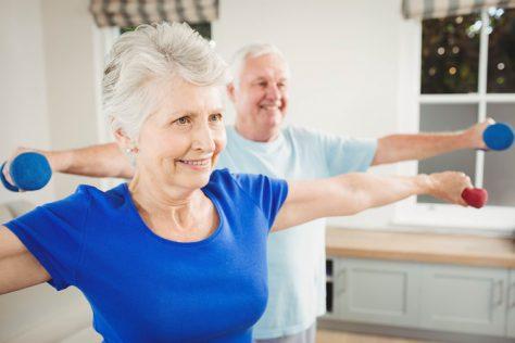 Физкультура против деменции