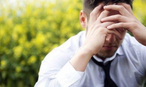 На психику детей влияет уровень стресса у отца