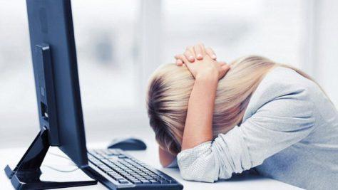 Женщины страдают от стресса в 2 раза чаще мужчин