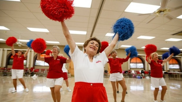 Танцы могут защитить от болезни Альцгеймера