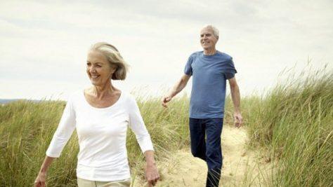 Регулярные 25-минутные прогулки могут предотвратить слабоумие